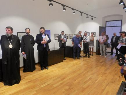 """Expoziția """"Făuritorii Marii Uniri"""", vernisată în Cetatea Oradea (FOTO)"""