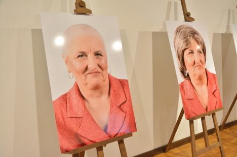 Sunteţi frumoase! Expoziţie dedicată de fotograful Remus Toderici femeilor bolnave de cancer (FOTO)