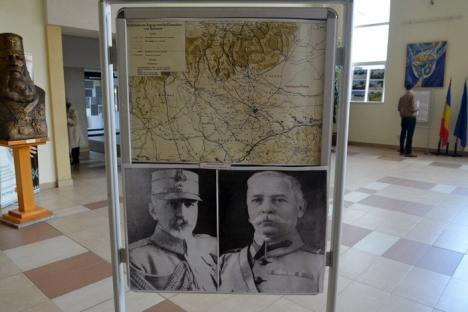 Bibilioteca Judeţeană: Expoziţie de fotografii şi hărţi militare din Primul Război Mondial (FOTO)