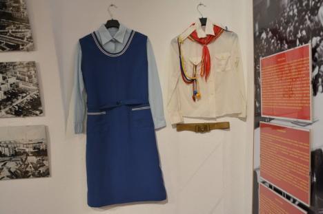 Oradea în perioada comunistă, văzută prin imagini şi obiecte, în Cetatea Oradea (FOTO)