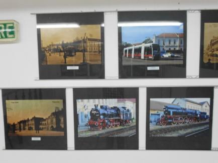 Oradea de acum un secol şi Oradea actuală, prezentate în imagini paralele (FOTO)