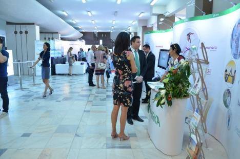 Eveniment de top la Oradea, organizare brici: Congresul Naţional de Gastroenterologie, Hepatologie şi Endoscopie Digestivă - 1.000 de participanţi (FOTO)