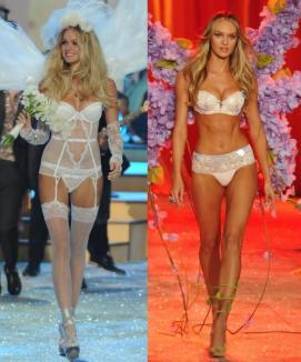 Victoria's Secret Fashion Show: Cele mai sexy femei din lume, în lenjerie intimă (FOTO)