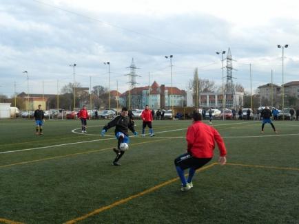 Luceafărul a câştigat cu 4-2 primul amical (FOTO)