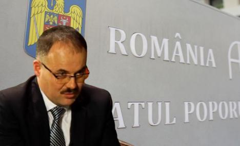 Pe cine susţin UDMR şi PNL să devină Avocatul Poporului: Fabian Gyula, un fost procuror care s-a pensionat la 49 de ani