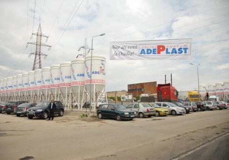 Compania de costrucţii AdePlast, care deţine fabrici și în Oradea, cumpărată de elveţieni