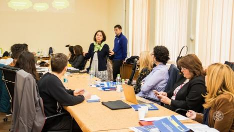 Cooperarea transfrontalieră: două zile de conferințe internaționale la Universitatea din Oradea (FOTO)