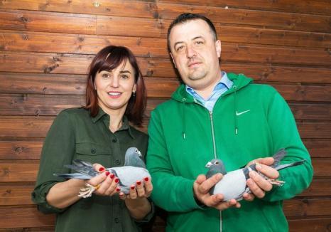 Concursuri cu porumbei voiajori: Familia Tunduc a câştigat prima etapă de maraton Nordhausen, iar Andrei Bondar - etapa fond Ceske Budejovice – 585 km