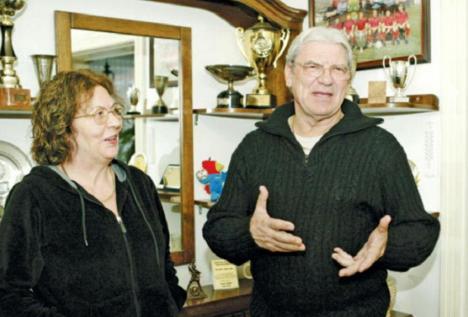 A încetat din viață Ileana Gyulai Ienei, soția antrenorului Emeric Ienei