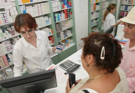 """""""Minuni"""" ale medicilor din Bihor: au prescris reţete pentru 70 de morţi"""