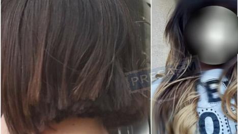 Elevă din Carei, obligată de dirigintă să-și taie părul în fața clasei pentru că s-a vopsit
