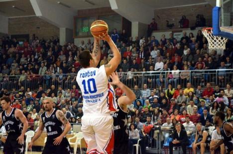 CSM Oradea a câştigat ultima partidă din an, în Cupa României (FOTO)