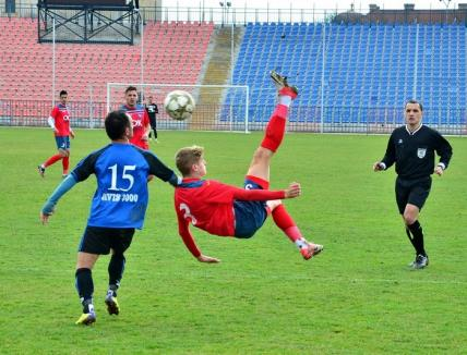 FC Bihor a câştigat cu 3-1 amicalul cu hunedorenii (FOTO)