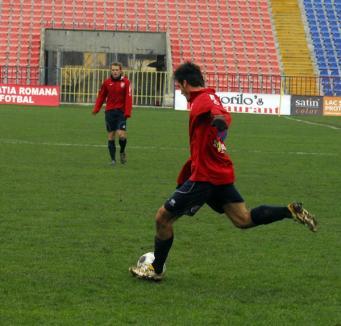 FC Bihor va întâlni, într-un meci amical, campioana României