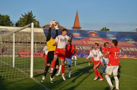 FC Bihor out, Luceafărul merge mai departe în Cupa României
