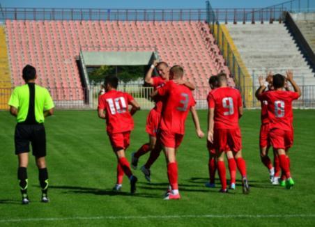 Echipa de fotbal FC Bihor renaşte!Primăria Oradea vrea o formaţie de prima ligă