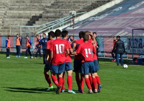 În weekendul acesta, FC Bihor se deplasează la Motru