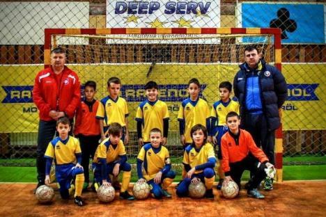 Echipa de 2006 a FC Bihor a încheiat competiţia naţională dotată cu Trofeul Gheorghe Ola pe locul VI