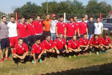 Liga a IV-a și Liga a V-a Bihor la fotbal debutează în weekend