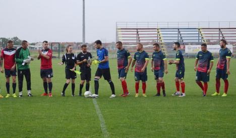 O, tempora! Echipa care a realizat ultima mare performanţă pentru FC Bihor s-a reunit la 10 ani de la cucerirea titlului naţional