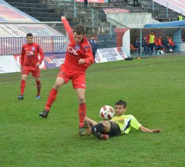FC Bihor pleacă la Mioveni după puncte