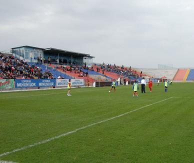 FC Bihor testează stranieri