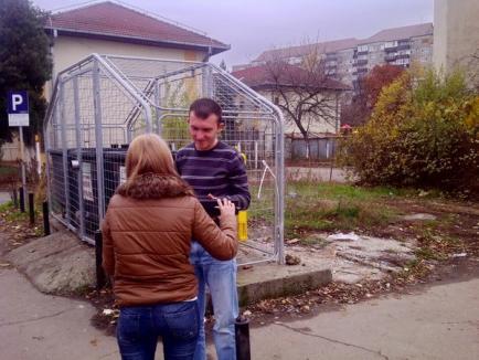 """Premii pentru ecologişti: Campania """"RER te premiază dacă te surprinde reciclând"""" şi-a stabilit primii câştigători (FOTO)"""