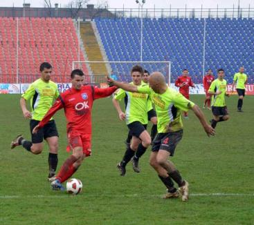 FC Bihor a învins ACU Arad cu 5-1! (FOTO)