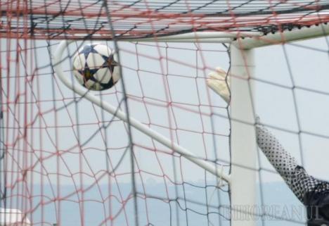 CS Oşorhei a pierdut amicul de la Ineu, cu 0-1