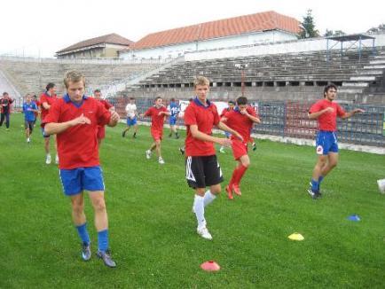 Amical de lux FC Bihor - Debrecen
