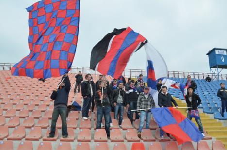 """FC Bihor întâlneşte """"Bătrâna Doamnă"""" a fotbalului românesc"""