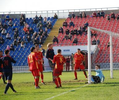Numeroase probleme pentru FC Bihor