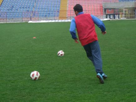 FC Bihor s-a impus la Avram Iancu, cu 5-1