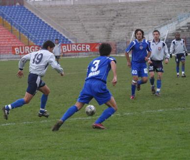 Neînvinsă până acum, echipa FC Bihor are meci cu Spartacus Nyiregyhaza
