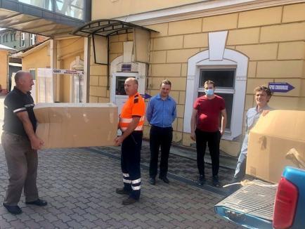 Peste 1 milion de lei strânşi în cadrul campaniei 'Solidaritate Bihor Covid 19' a Fundaţiei Comunitare Oradea (FOTO)