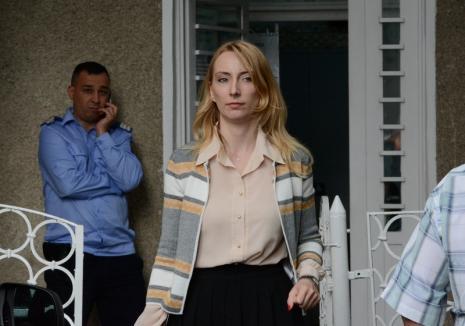 Felicia Popovici, o procuroare de 36 de ani, preia conducerea DNA Oradea