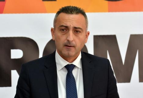 PSD-istul bihorean Felix Cozma, numit şef la Agenţia Naţională a Funcţionarilor Publici