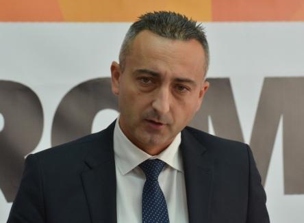 Întors de la Bucureşti, PSD-istul Felix Cozma a fost pus director la Ecolect Group