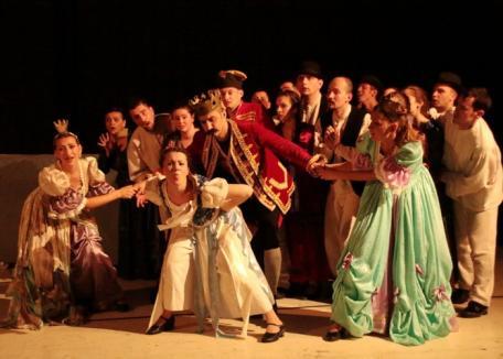 Festivalul ansamblurilor maghiare de dans popular, la Oradea