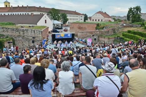 Festivalul de Folk din Oradea: Mircea Vintilă cântă pe 22 septembrie în Cetate. Vezi lista completă a invitaților!