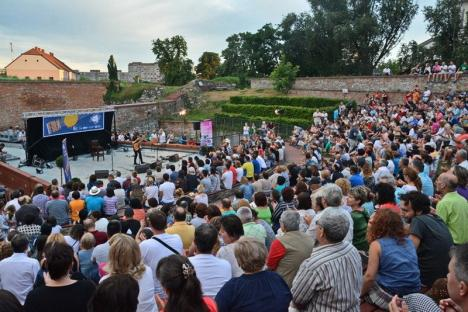 Festivalul de Folk: Mircea Vintilă cântă pe 22 septembrie în Cetatea Oradea