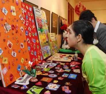 'Special kids' şi-au demonstrat abilităţile culturale (FOTO)