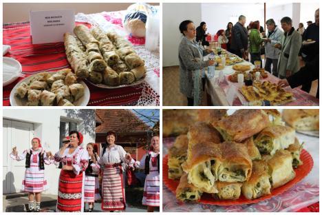 O nouă ediţie a 'Festivalului plăcintelor', la Briheni