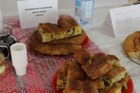 Primul festival al plăcintelor, un festin pe cinste (FOTO)