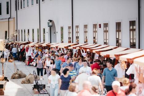 Festivalul Medieval Oradea: Se caută producători, comercianţi şi meşteri populari pentru 4 zile de festival nemaivăzut (FOTO)