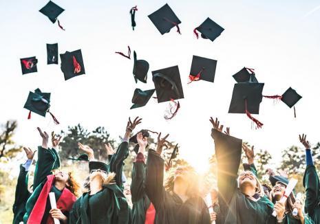 CJSU: Sunt permise festivitățile de absolvire a cursurilor școlare în Bihor. Vezi în ce condiții!