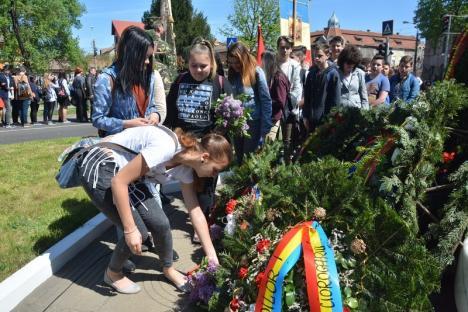 Zi de sărbătoare: La 99 de ani de la eliberarea Oradiei, primarul Ilie Bolojan face apel la 'înţelepciune' şi 'unitate' (FOTO / VIDEO)