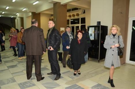 Puhoi de lume la concertul lui Ştefan Hruşcă (FOTO)