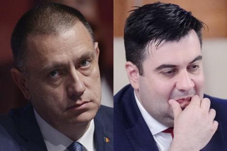 Foştii miniştri Mihai Fifor şi Răzvan Cuc, audiaţi la DNA