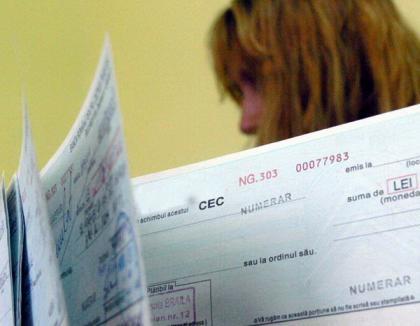 Patronii firmei orădene Groza SRL, anchetaţi pentru achiziţii de peste 600.000 lei cu file cec fără acoperire